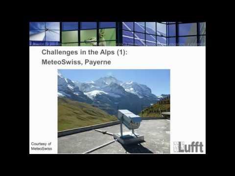 Lufft Academy Webinar: Applications with the Cloud Height Sensor CHM15k