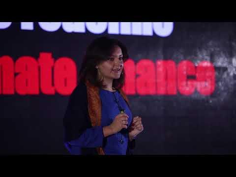 Why climate change is about money   Kashmala Kakakhel   TEDxIslamabadWomen