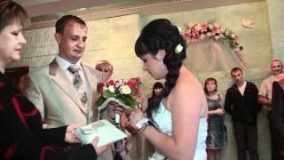 Свадьба в Смоленске Оли и Жени.