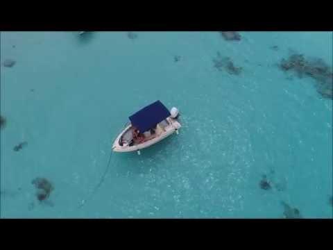 Mayotte Ilot du Nord Aout 2016
