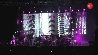 Peter Gabriel - Down To Earth - Small Place Tour 09 Live For The First Time EVER