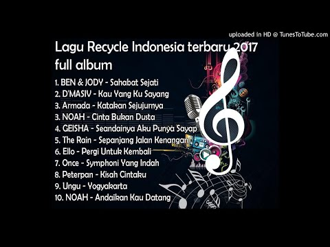 Lagu Recycle Indonesia 2017