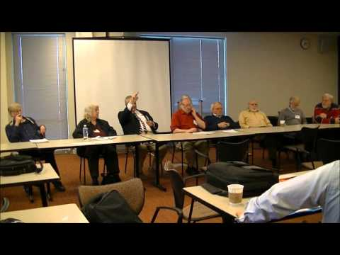 2014 - Vigier 9 - Panel Discussion