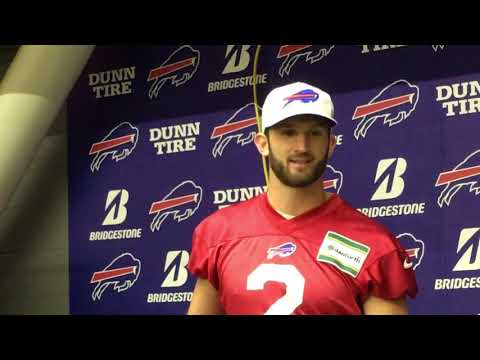 Buffalo Bills Week 11: at LA Chargers - Nathan Peterman (11/15/17)