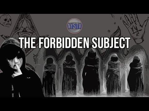 The Forbidden Subject: You Need To Know This! Deep Secret Rite
