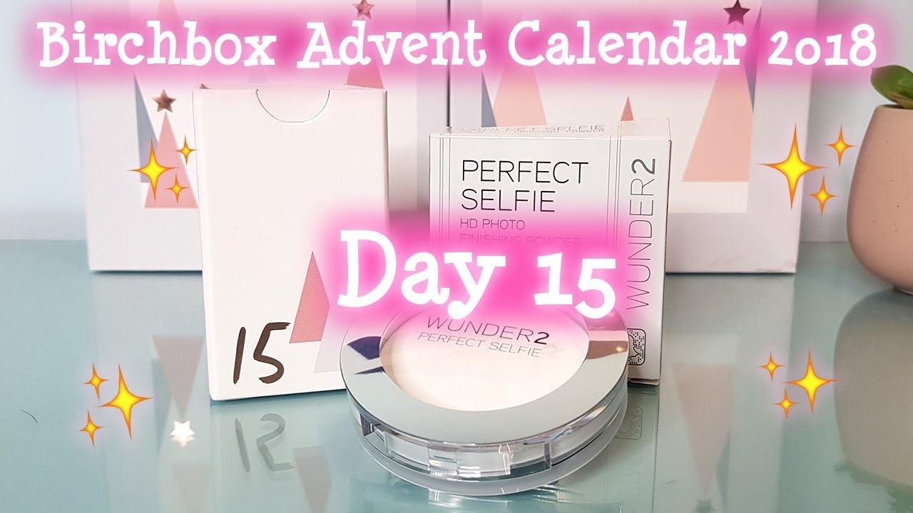 Advent Calendar Opening Day 15 Wunder2 Perfect Selfie Hd Photo