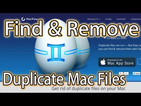 How to Delete Duplicate Files in Mac OS X (Gemini Duplicate Finder)
