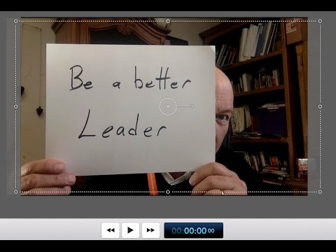 Be a Better Leader- 5 Minutes to Better Sundays
