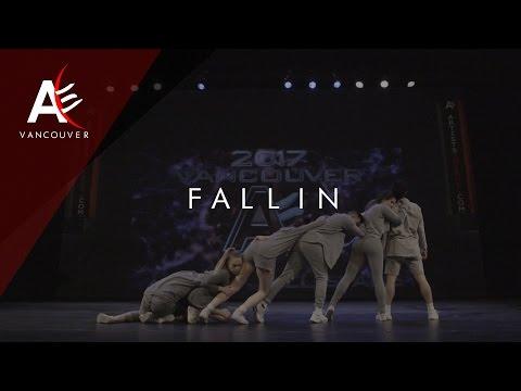 [1st Place] Fallin' |  Adult All-Stars  |  Artists Emerge 2017