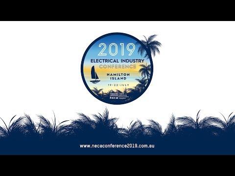 2019 NECA Conference   Hamilton Island   19-22 July
