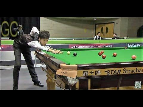 Snooker-U.K.Champ.2015- UN-NOOH'S 147 BREAKDOWN
