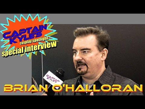Brian O'Halloran  Captain Kyle Special