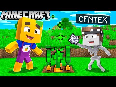 Minecraft SPIELEN als LIEBES SKELETT in Minecraft!