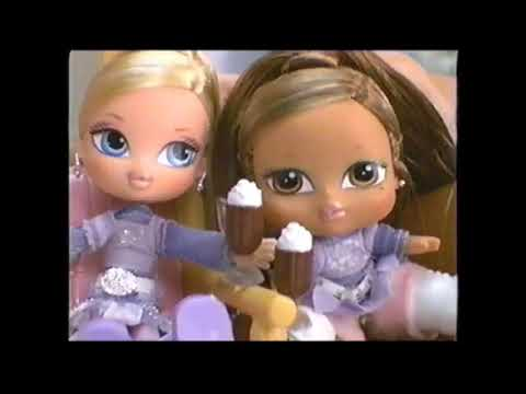Bratz Ice Champions Winter Lodge Playset W/Meygan Commercial (Toys R'us Exclusive, 2006)
