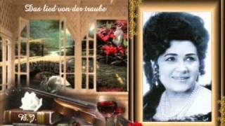 Mandolinen in Nicosia (Duitse versie) - De Zangeres Zonder Naam