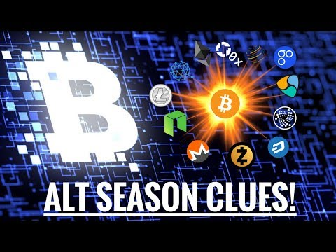 Bitcoin Altcoin Reversal Sign