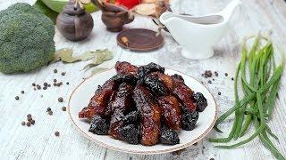 Ребрышки с черносливом - Рецепты от Со Вкусом