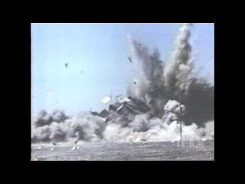 BGM-109 Tomahawk TLAM-C Block II Impacts