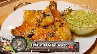 Oběd z jednoho hrnce - Nejlepší tip na rychlý oběd z kuřecích stehen!