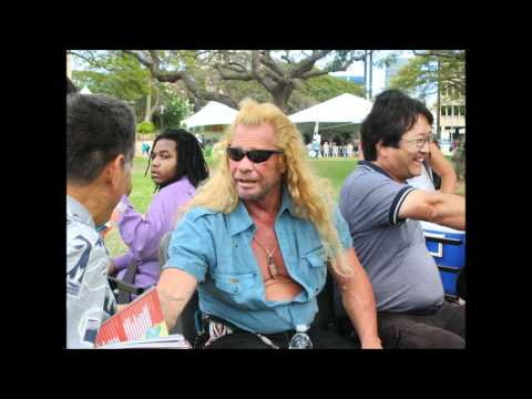 Dog the Bounty Hunter in Public from Hawaii Business Videos