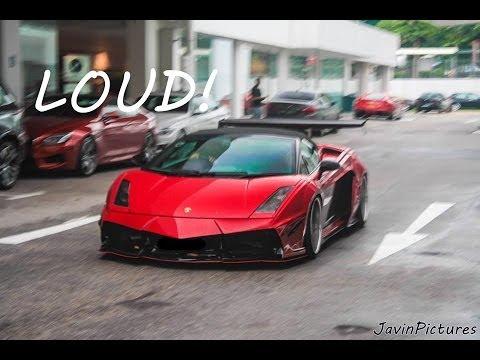 Loud Custom Lamborghini Gallardo Spyder Youtube