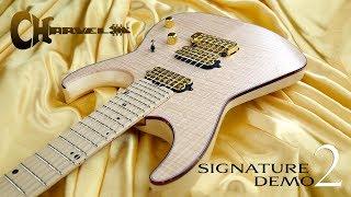 Angel Vivaldi demos Charvel Signature Prototype #2