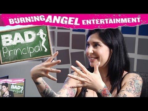 The Joanna ANGEL Interviews- Bad Principal (NSFW)