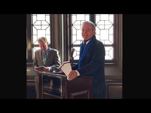 Meet The Artist - Turner Woodard Speaking At The Columbia Club