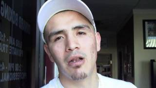 Bam Bam Rios On Reporting, Foul Language and More