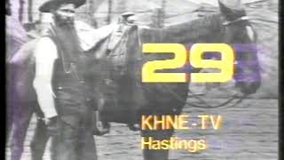 KUON 12 Lincoln - NETV Sign-Off (1977)