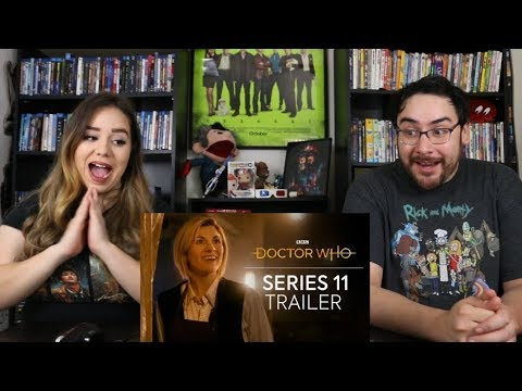 Doctor Who SERIES 11 – Comic Con Official Trailer Reaction / Review