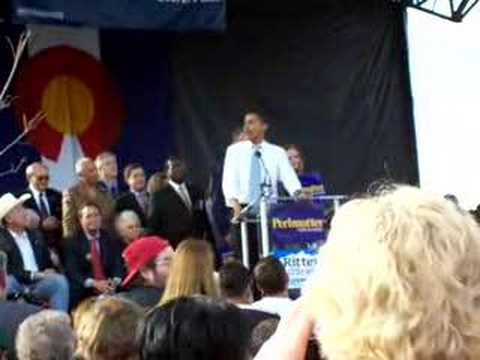 Barack Obama for Ed Perlmutter - Pt 2
