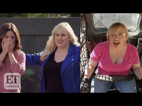 Before and After: Rebel Wilson Transformed Her Best Friend's ...