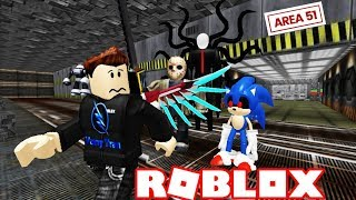 ROBLOX | Killing monsters in the region 51 | Survive and Kill the Killers in Area 51 | Vamy Tran