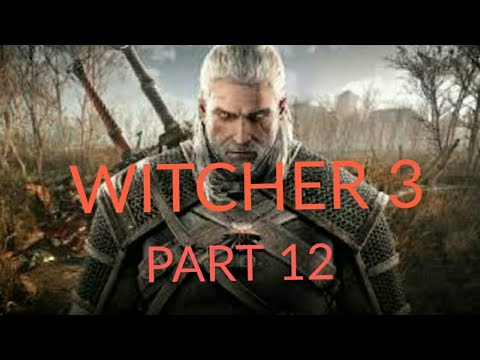 Witcher 3 part 12 HOW DIFFICULT CAN THIS BEAST BE