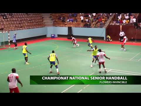 CHAMPIONNAT HANDBALL SPORT AU BENIN