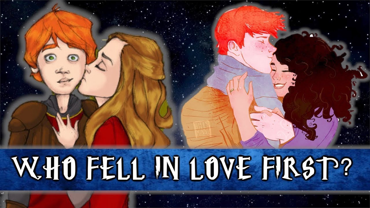 And ron granger love story weasley hermione Why Did