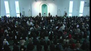 (Bangali) Friday Sermon 16th March 2012 Tabligh by Companions of The Promised Messiah(as)