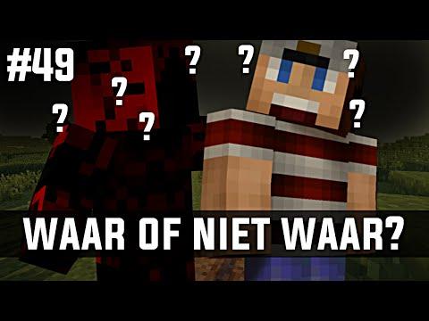 Minecraft survival #49 - WAAR OF NIET WAAR?