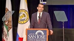 San Jose Mayor Heckled During State of the City Address