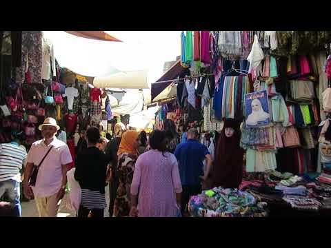 Rabat medina market / souk, Morocco