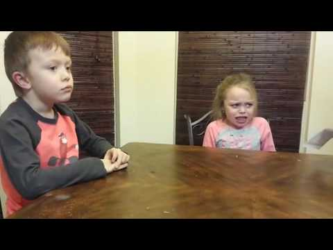 Girl doesn't want baby brother, boy is happy - YouTube