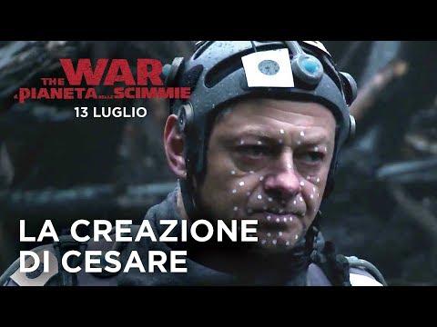 The War - Il Pianeta delle Scimmie | La Creazione di Cesare Clip HD | 20th Century Fox 2017
