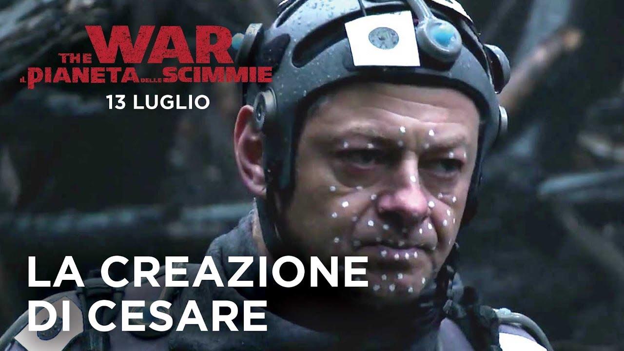 The War Il Pianeta Delle Scimmie La Creazione Di Cesare Clip Hd