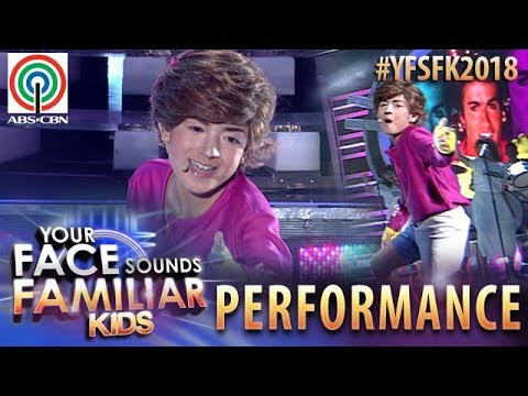 Your Face Sounds Familiar Kids 2018: Marco Masa as George Michael | Wake Me Up Before You Go-Go