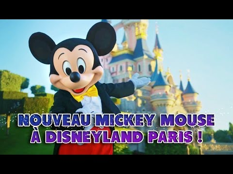 Disneyland Paris Mickey Mouse