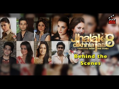 Jhalak Dikhla Jaa Season 8 |  Behind the scenes | contestants | judges
