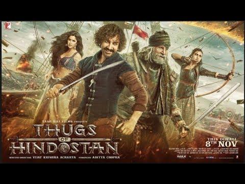 Download Thugs Of Hindostan - FULL MOVIE fact | Amitabh Bachchan | Aamir Khan | Katrina Kaif | Fatima