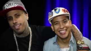Daddy Yankee y Nicky Jam en una divertida entrevista