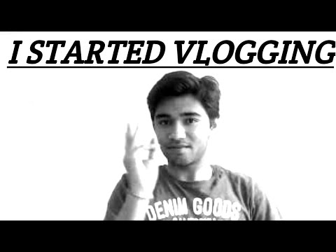 My Vlogs-Life at National Institute of Engineering-My First Semester.